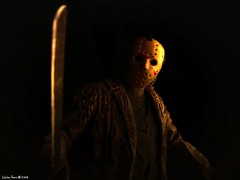 Mr. Jason Voorhees (CarlosBravo) Tags: film monster dead scary fear ghost peliculas cine muerte fantasy fantasia horror terror movies carlosbravo fantasma miedo creep monstruo mistery suspense tenebroso suspenso hounted