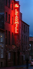 Leadmill (Harry Halibut) Tags: street red signs neon sheffield images nightclub allrightsreserved leadmill sheffieldbuildings imagesofsheffield redsheff andrewpettigrew sheffieldarchitecture