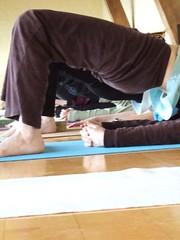 Yoga retreat at Taraloka