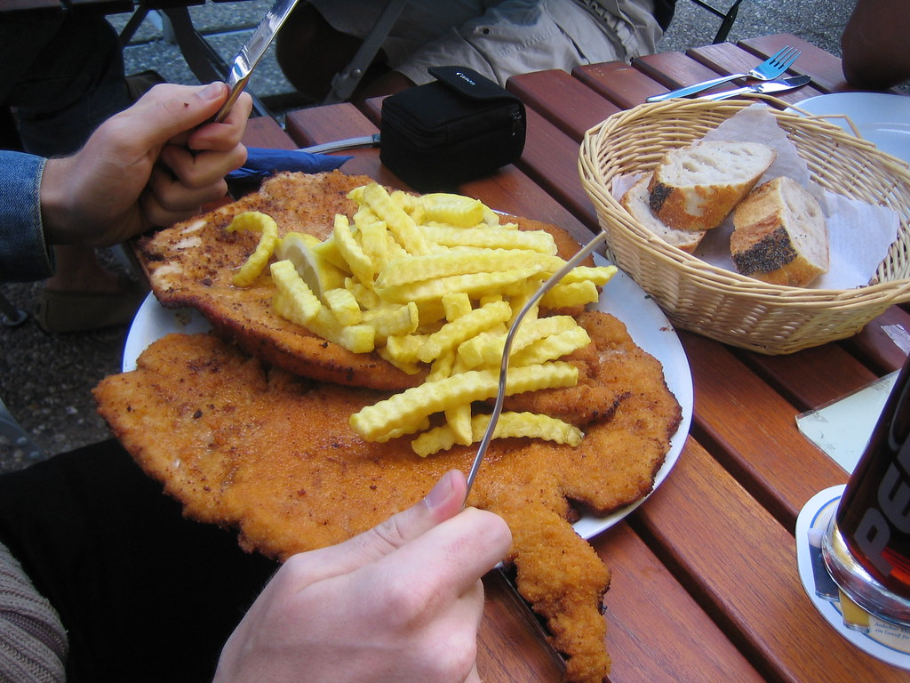 The World\'s Best Photos of schnitzel and xxl - Flickr Hive Mind