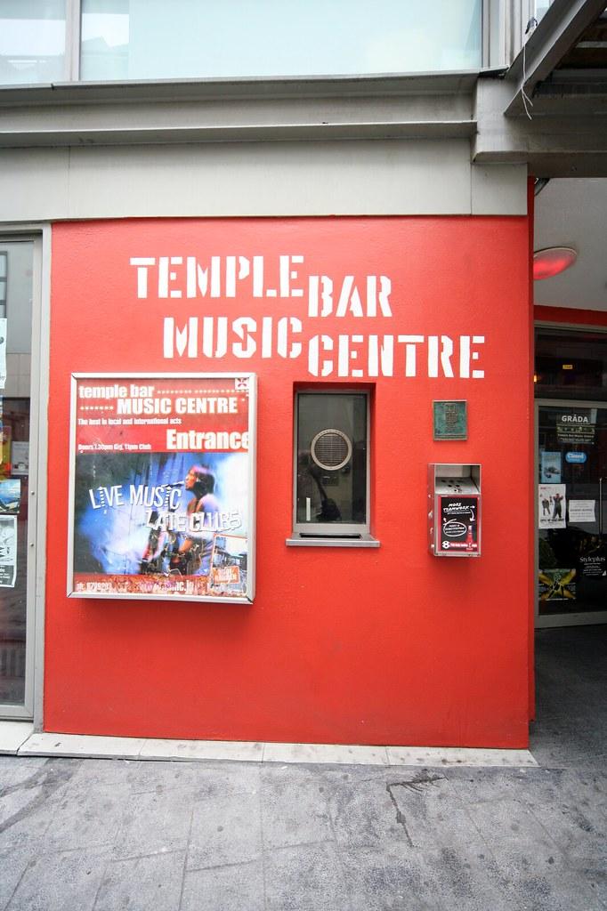 TEMPLE BAR MUSIC CENTRE