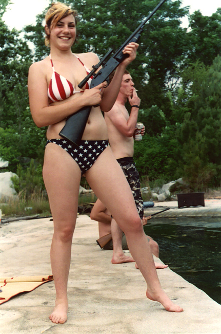Sarah Palin bodyshot