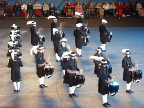 Drums From Edinburgh's Tattoo 2006
