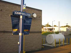 "dawn at campbellton station • <a style=""font-size:0.8em;"" href=""http://www.flickr.com/photos/70272381@N00/219286301/"" target=""_blank"">View on Flickr</a>"
