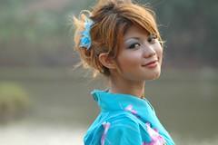 Kimono Blue - by sektordua
