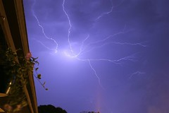 Ball lightning (Mister Booze) Tags: storm wisconsin madison lightning wisconsinthunderstorms