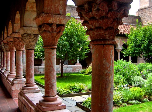 The Cloisters by LaTur