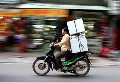 ride with me (Zenith Phuong) Tags: street woman topf25 bike tag3 taggedout bravo tag2 tag1 ride vietnam motorbike hanoi panning mireasrealm zenithphuong challengeyouwinner cywinner kkfav