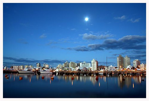 Noite em Punta Del Este