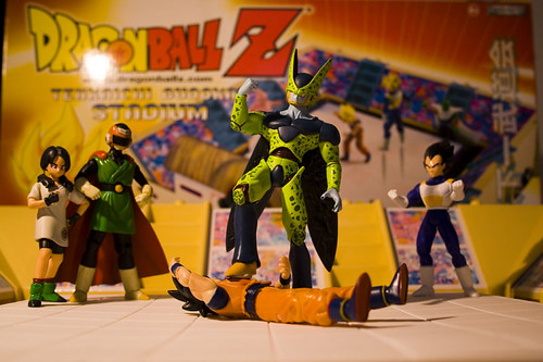 """Dragon Ball Z Harukanaru Densetsu is an all new DBZ® experience unlike"