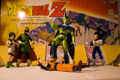 """Dragon Ball Z Harukanaru Densetsu is an all new DBZ® experience unlike"