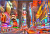 Times Square HDR (griffsflickr) Tags: newyorkcity timessquare hdr interestingness162 i500
