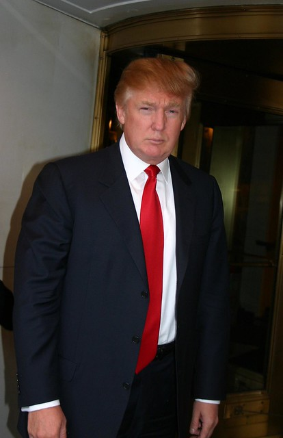 Donald Trump by Hardcore Shutterbug