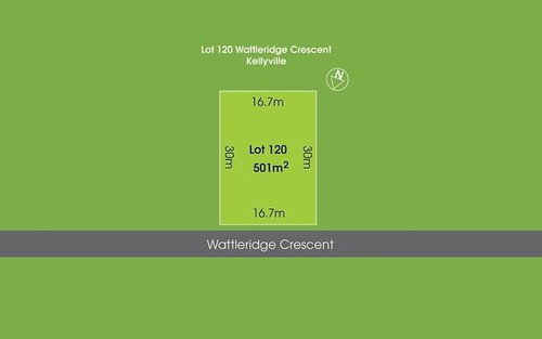 Lot 120, 14 Wattleridge Crescent, Kellyville NSW 2155
