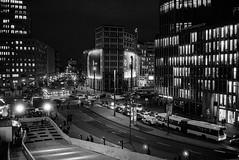 Potsdamer Platz Contax T (CourtLux) Tags: büro contaxtschwarz rolleirpx400 weihnachtsfeier