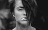 mono (polo.d) Tags: portrait vintage monochrome beauty girl woman close up cigarette smoke noir black white eye