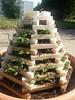 09 (romeo-art.ch) Tags: romeoart romeoartch woodart garden verticalgardening artwork art kresse tropaeolum cress