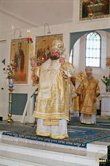 074. Consecration of the Dormition Cathedral. September 8, 2000 / Освящение Успенского собора. 8 сентября 2000 г