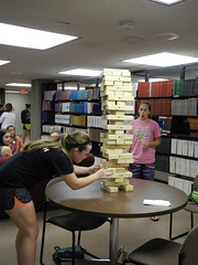 Bash in the Stacks, Cofrin Library, September 10, 2015