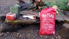 Torfaen, Blaen Bran Community Woodlands, Brash Removal and Chipping, September 2015 (Keep Wales Tidy) Tags: community woodlands clearance brash woodchipper tidytowns torfaen keepwalestidy
