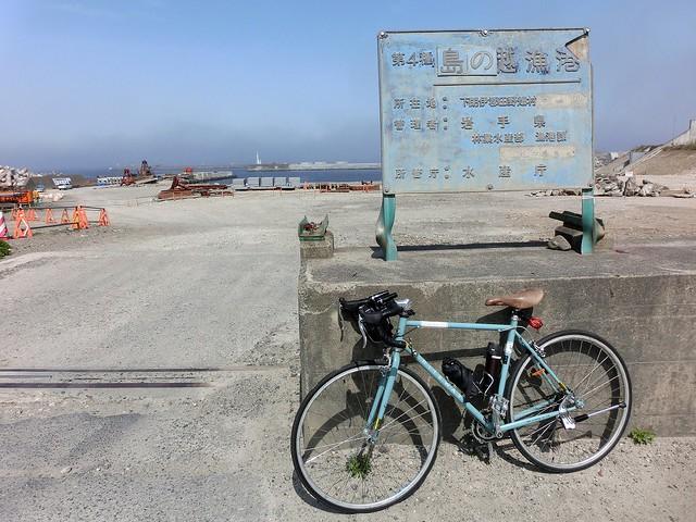 タワーマンション ロードバイク