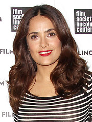 As Salma Hayek encourages using GUACAMOLE for shiny <b>hair</b>, 7 other super-weird <b>...</b> (tsceleb) Tags: new york summer white black film monochrome fashion female america hair shoes shiny alone toe open top stripes 05 fulllength stripe center personality using strap lincoln heels actor trousers heel guacamole stripey aug stiletto ankle talks society straps striped salma stilettos stripy hayek 2015 heeled superweird toed encourages 30262243