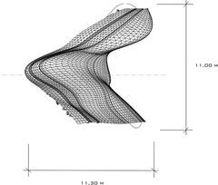 detalhamento_1 (jhanau) Tags: detail arquitetura architecture sketchup projeto ponto dimensions detalhe parada inkscape abrigo futurista dimenses grsshopper detalhamento