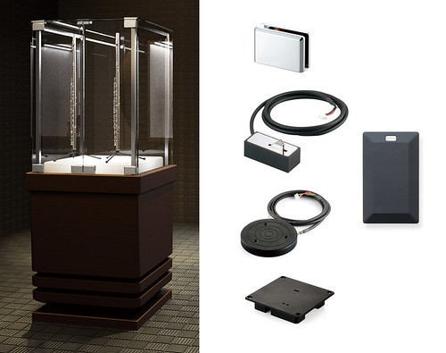 EXCELOCK エクセロック 家具用非接触式電子錠の写真