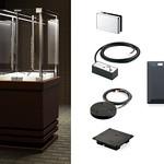 家具用非接触式電子錠の写真