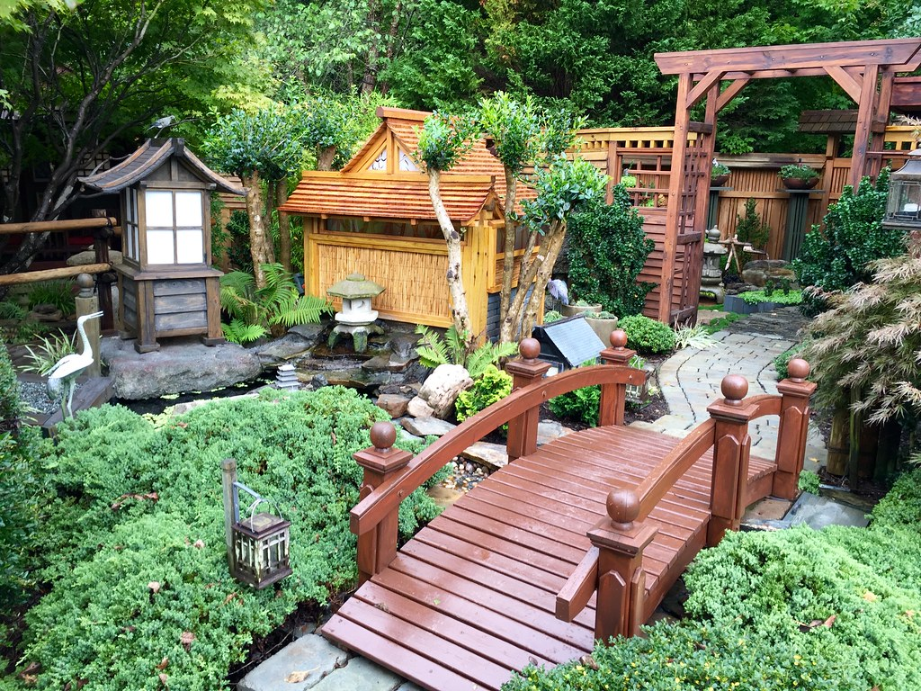 The world 39 s best photos by my diy garden flickr hive mind for Building a japanese garden in your backyard