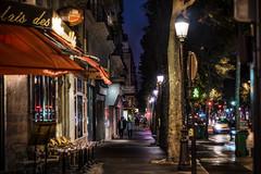 Paris, Rue Saint Quentin