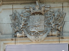 Virrei Amat (Bertran de Seva) Tags: heraldry coatofarms cross malta griffin stemma blason escut grifone araldica griu herldica virrei blas