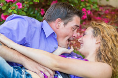 Krista&Patrick-20150913-348 (Frank Kloskowski) Tags: people georgia engagement couple patrick buford floweres kristamarie