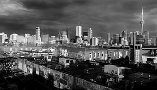 Toronto Rooftops