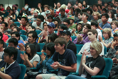 AX2014 Riot Games Panel - How Champions Are Made