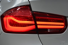BMW M-line (mario.haufe2) Tags: light tail bmw taillight iaa blinker mline