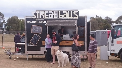 Werribie Food Truck Festival