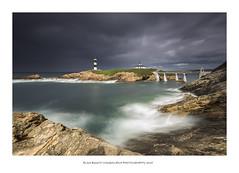 Illa Pancha (PITUSA 2) Tags: naturaleza luces mar galicia nubes tormenta olas lugo rocas pancha illa ribadeo pitusa2 elsabustomagdalena