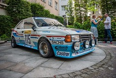 koda Rapid 130 R/H (Lukas Hron Photography) Tags: car czech racing 130 rapid rare skoda rh photoshooting koda oneofone