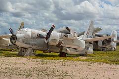152815.DMA220915 (MarkP51) Tags: arizona plane airplane aircraft aviation military kodachrome dma davismonthanafb kdma aviationphotography theboneyard amarg markp51