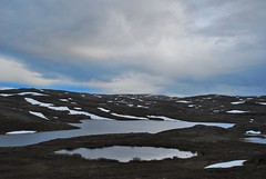 The way to Nordkapp, Norway (Michele Bussoni2010) Tags: panorama lake snow nature water norway landscape norge north natura arctic norvegia lakselv nordkapp circolopolareartico caponord