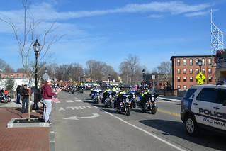Funeral of Sgt Robert Dakin