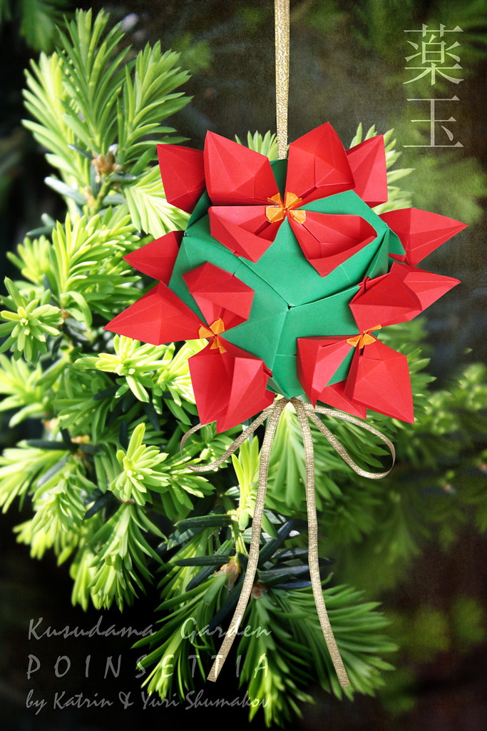 The Worlds Best Photos Of Origami And Poinsettia Flickr Hive Mind