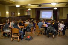 SYP Info Session November 2015-1 (Michigan Tech CPCO) Tags: michigantech syp michigantechnologicaluniversity youthprograms summeryouthprograms cpco michigantechyouthprograms centerforprecollegeoutreach