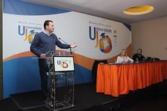 Luís Montenegro na Universidade J