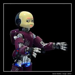 iCab - 8 (cienne45) Tags: italy robot control cienne45 carlonatale genoa iit natale familyday interaction cognition androide icab humanoidrobot spiritofphotography istitutoitalianoditecnologia robotandroide iitfamilyday2015