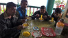 Breakfast with thukpa (Sovon Laskar) Tags: kolkata sikkim biketour bikerider tadong westsikkim kaluk sodepur