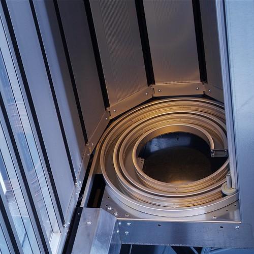 Спираль скоростных ворот. Спіраль від швидкісних воріт. Spiral hi speed doors. 04_SST_spiral