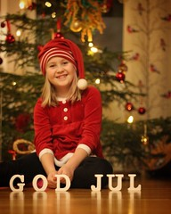 God Jul! (magdalenasandberg) Tags: tomte fotosöndag fotosondag fs170115 godjul