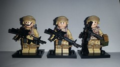 US Marines (影Shadow98) Tags: lego special forces minifigcat tinytactical brickarms us marines